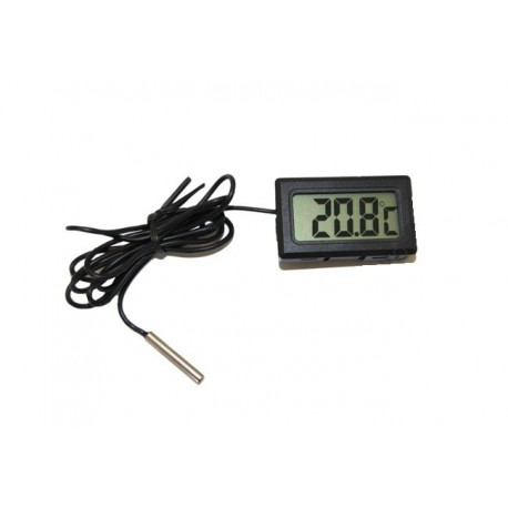 Termometr cyfrowy LCD -50 do 110°C