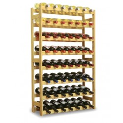 Regał na wino - 56 btl.