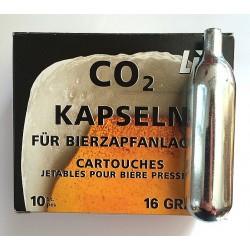 Nabój z CO₂ 16 g - 1 szt.