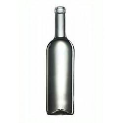 Butelka do wina 0.75l biała