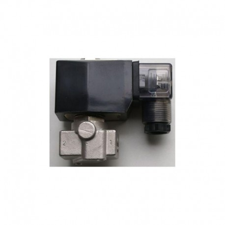 Elektrozawór nierdzewny / E-arc 1/8'' 12 V
