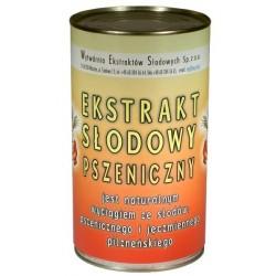 Ekstrakt słodowy pszeniczny - puszka 1,7kg