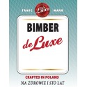 Etykieta BIMBER LE LUXE