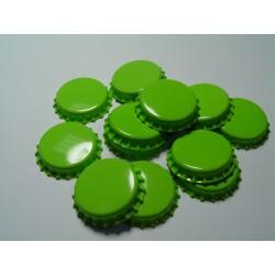 Kapsel jasno zielony