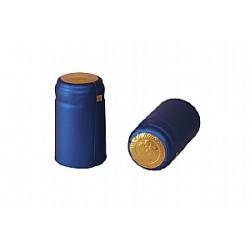 Kapturki termokurczliwe niebieskie