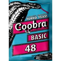 Drożdże gorzelnicze Coobra Basic 48
