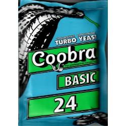 Drożdże gorzelnicze Coobra Basic 24