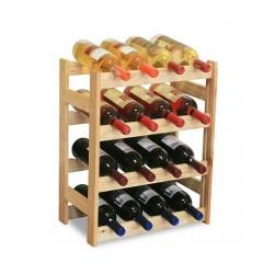 Regał na wino – 16 btl.