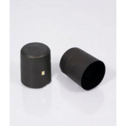 Kapturki termokurczliwe czarne 29 mm