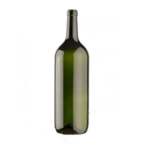 Butelka do wina 1,5l oliwkowa
