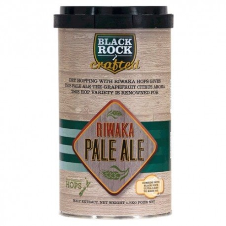 Black Rock CRAFTED RIWAKA PALE ALE