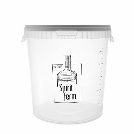 Pojemnik fermentacyjny 33l