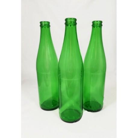 Butelka do piwa 0,5l zielona