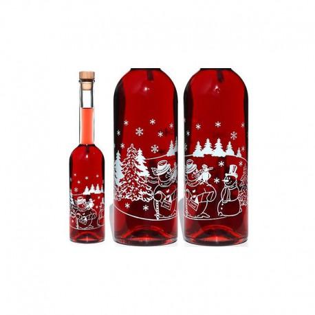 Butelka bałwanki 200 ml