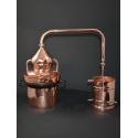 Alembik Water Sealing System 10l