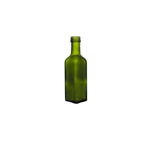 Butelka Maraska 100 ml oliwkowa