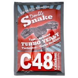 Drożdże Gorzelnicze double snake c48