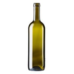 Butelka do wina 0.75l oliwkowa