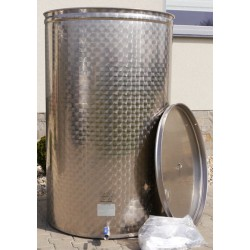 Zbiornik inox eko - 100 L