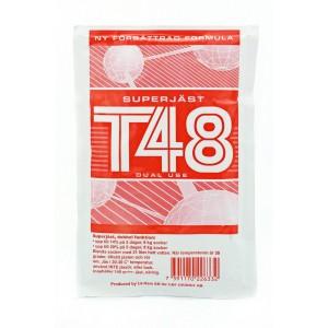 Drożdże gorzelnicze T48