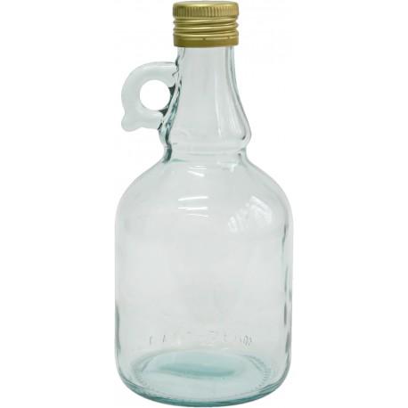 Butelka Gallone 0.5l z nakrętką