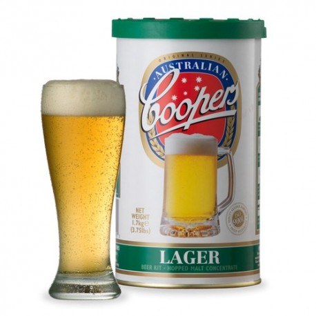 Coopers LAGER 1.7KG