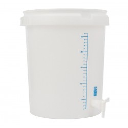 Pojemnik fermentacyjny 30l z kranem
