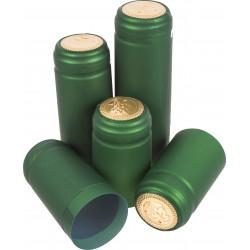 Kapturki termokurczliwe zielone