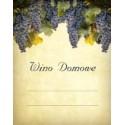 Etykiety na wino/etykiety do wina
