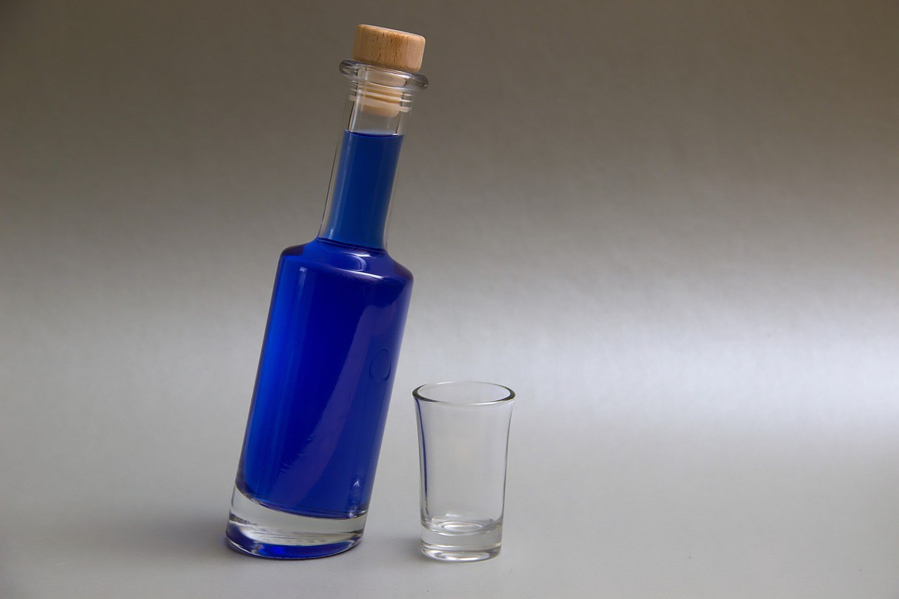 Likier Blue Curacao - przepis