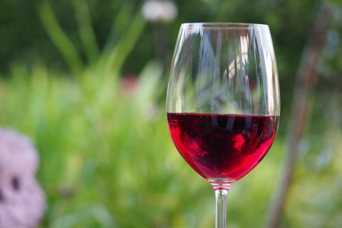 Wino z wiśni